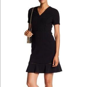 NWOT T Tahari Sam Black Dress 👗 size 8